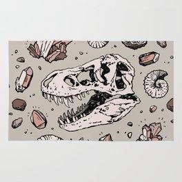 Geo-rex Vortex | Rose Quartz Rug