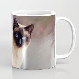 Cat 613 siamese Coffee Mug