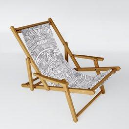 Sun Stone Sling Chair