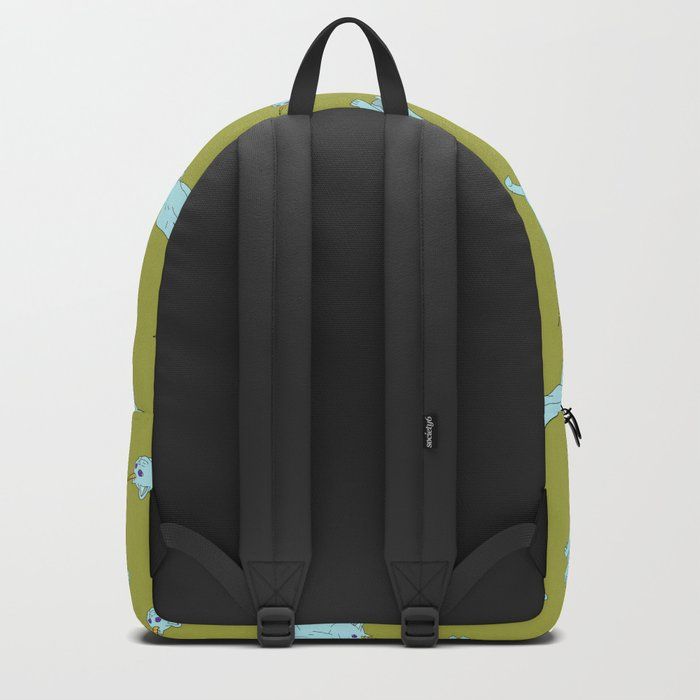 Uni Cat - Baby Blue Backpack