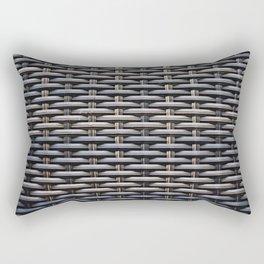 Basketwork Rectangular Pillow