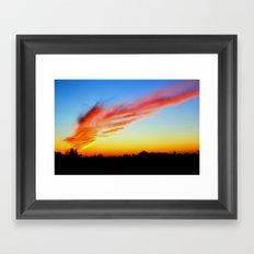 Sky (1) Framed Art Print