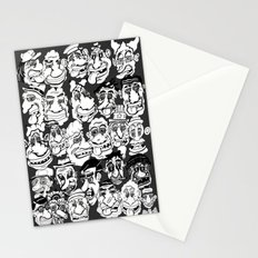 Quite a Crowd Stationery Cards