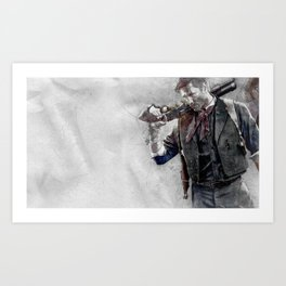BioShock 3 Art Print