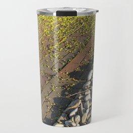 Sticks and Stones and Something Else Travel Mug