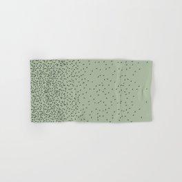 ANTS GREEN (BIG RUG) Hand & Bath Towel