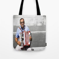 italian Tote Bags featuring Italian by linalaughs