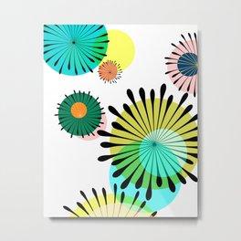 My Floral Dream Metal Print