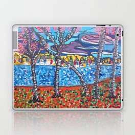 View From Olga's Playhouse Laptop & iPad Skin