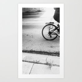 In Motion Art Print
