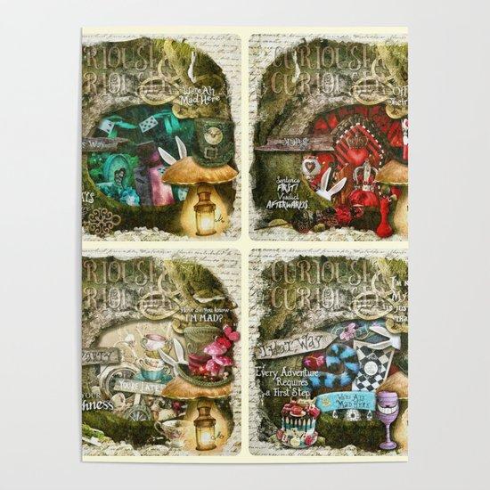 Alice of Wonderland Series by mot