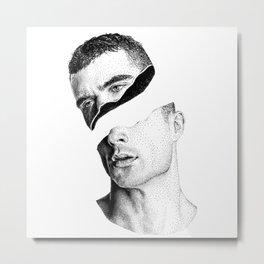 Walter 2 - Nood Dood Metal Print