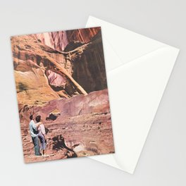 Monuments Stationery Cards