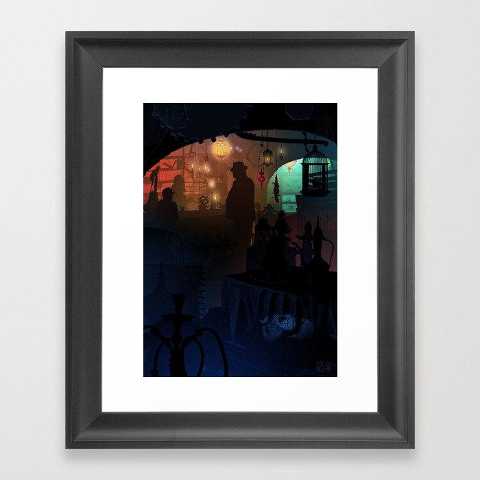 Mogwai Not For Sale Framed Art Print by apemeetsgirl | Society6