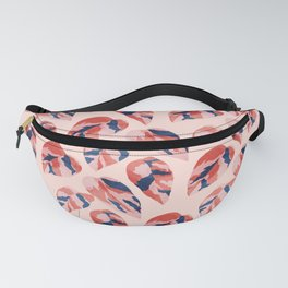 Philodendron pink princess Fanny Pack