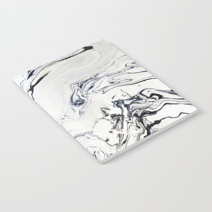Marble Art V12 #society6 Notebook