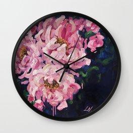 LOVE TALK Wall Clock