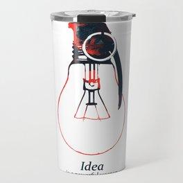 Idea Bomb (2) Travel Mug