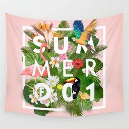 SUMMER of 01 Wall Tapestry