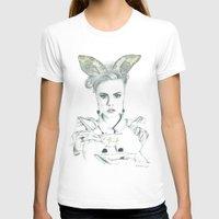 cara delevingne T-shirts featuring Cara Delevingne by Simona Borstnar