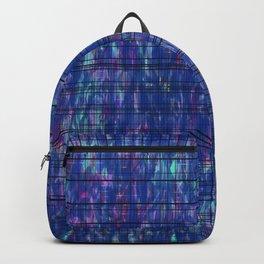 Blue Contrast Backpack
