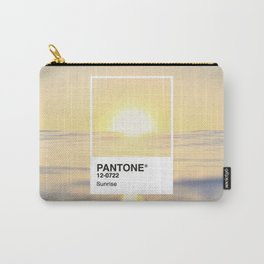 PANTONE SERIES – SUNRISE Carry-All Pouch