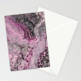 """""""Epiphany in Pink"""" by Angelique G. Stationery Cards"""