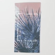 You are my getaway Beach Towel