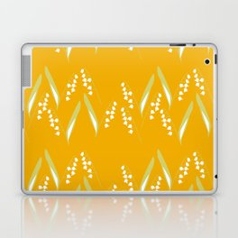 May there be Lily of the Valley Laptop & iPad Skin