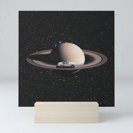 Rolling around Mini Art Print