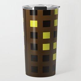 Urban Buildings Travel Mug