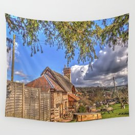 The Live & Let Live 16th Century Pub Wall Tapestry