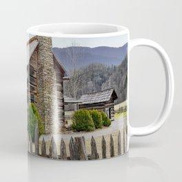 Appalachian Mountain Cabin Coffee Mug
