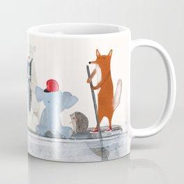 little big surfboard Coffee Mug