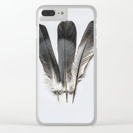 Doves gift Clear iPhone Case