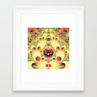 india Framed Art Prints featuring India by Shalisa Photography