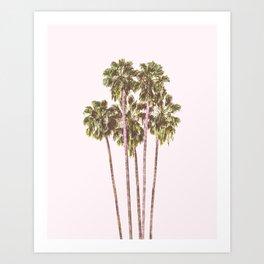 Palm Tree Dream Art Print