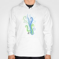 piano Hoodies featuring Piano by Lili Lash-Rosenberg