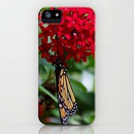 Murmur iPhone Case