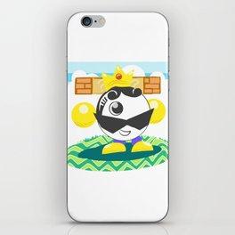 King Boh-bomb iPhone Skin