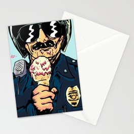 Oh Officer! Stationery Cards