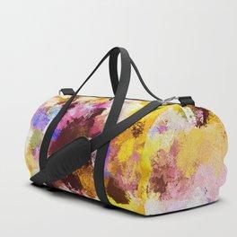Modern Abstract Wall Art Duffle Bag