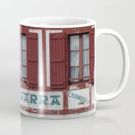 Basque Café Coffee Mug