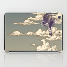 Go Ballooning! A Vintage Poster Recently! iPad Case