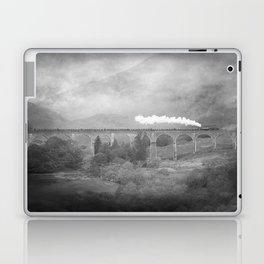 """""""Glenfinnan b&w"""" Laptop & iPad Skin"""