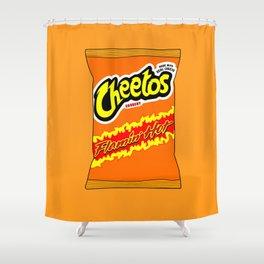 cheetos Shower Curtain
