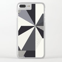 Starr Clear iPhone Case