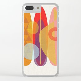 Surf 7 Clear iPhone Case
