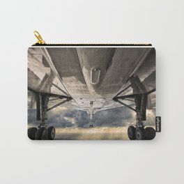 Concorde gear down and locked Carry-All Pouch