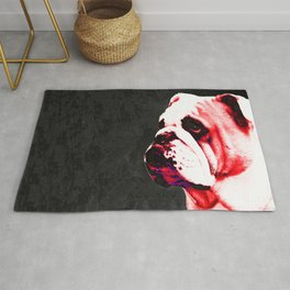 Southern Dawg By Sharon Cummings Rug